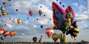 Adirondack Balloon Festival - Event Parking 2019