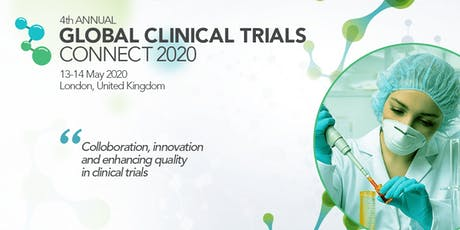 4th Annual Global Clinical Trials Connect 2020 tickets