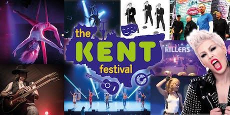 Kent Festival tickets