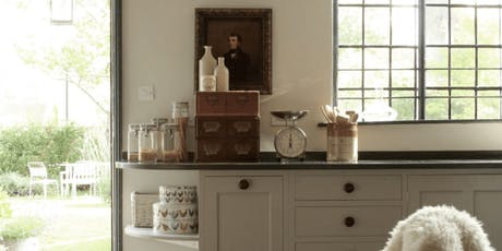 Decorcafe Home Tour: At Home With Aline Mackenzie-Reid tickets