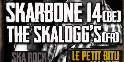 Skarbone 14 // The Skalogg's