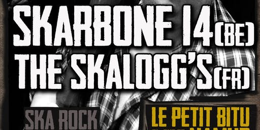 Skarbone 14 // The Skalogg's