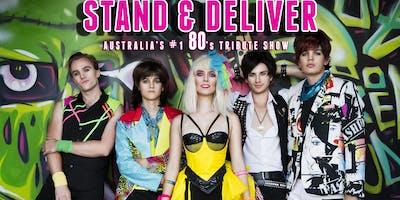 Stand & Deliver 80s Tribute Show LIVE in Perth