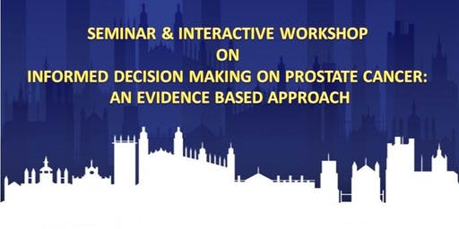 Cambridge Prostate Cancer Seminar
