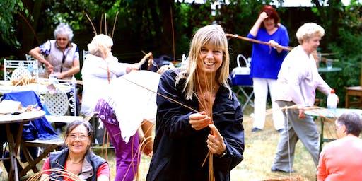 Beginners Willow Weaving Workshop