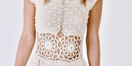 TEXTURED CROCHET STITCHES – with Isa Catepillán tickets