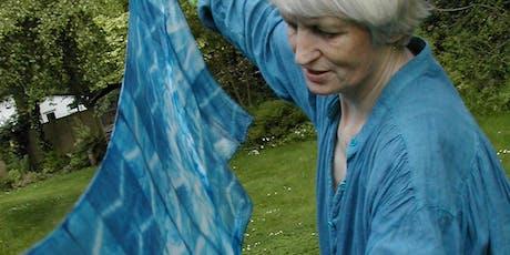 Indigo Dyeing: Make a Reusable Bag tickets