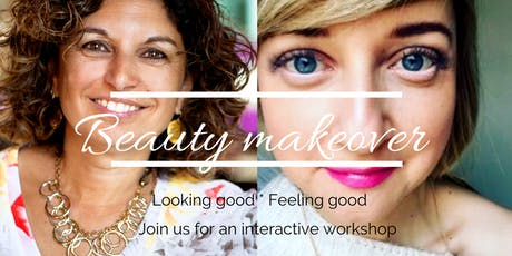Beauty makeover tickets