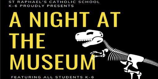 A Night At The Museum Evening Performance
