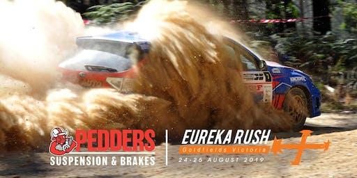 Pedders Eureka Rush - BWEZ Super Special Stage