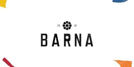 BARNA | Tapas Feast at Camp + Furnace tickets