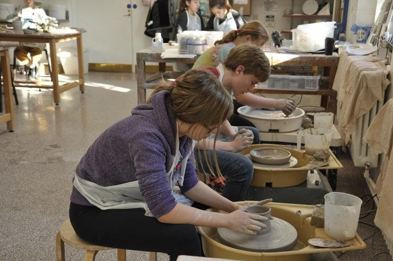 10 Week Course Ceramics for 11-14s