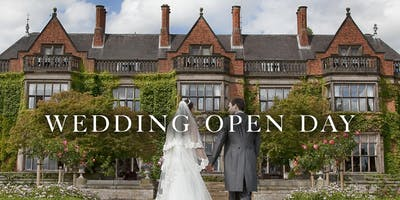 **** Cross Hall Wedding Open Day