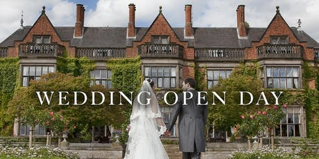 Hoar Cross Hall Wedding Open Day tickets