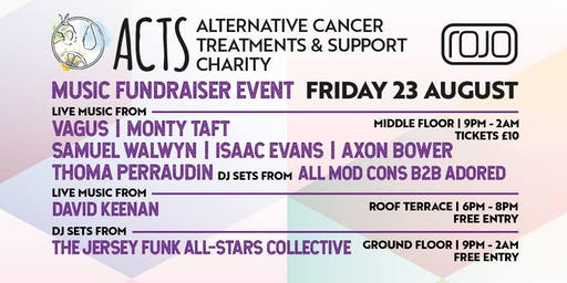 ACTS Charity Live Music Fundraiser