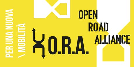 Presentazione progetto O.R.A. - Open Road Alliance tickets