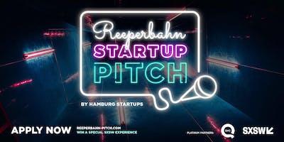 Reeperbahn Startup Pitch 2019