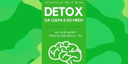 Detox da Culpa e do Medo - Rio de Janeiro