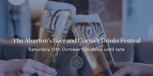 The Alverton's Beer and Cornish Drinks Festival