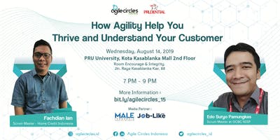 How Agility Help You Thrive and Understand Your Customer
