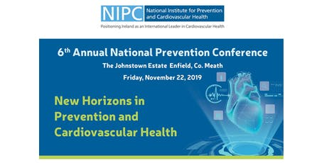 2019 National Prevention Conference - New Horizons in Prevention and Cardiovascular Health tickets