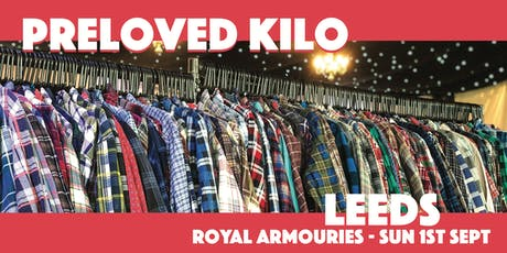 Leeds Preloved Vintage Kilo tickets
