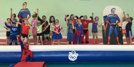 All HALLOWS School - Farnham SUMMER Gymnastic Camp Monday 19th August - Tuesday 20th August 2019 tickets