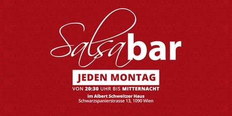Salsabar Montag tickets