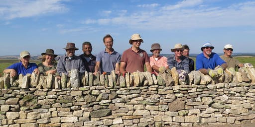 LANDSCAPES FOR LIFE FESTIVAL Have a Go: Dry Stone Walling