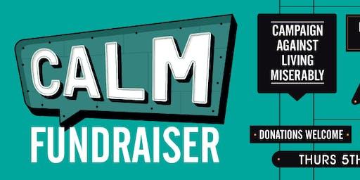 CALM Fundraiser - Sandinista