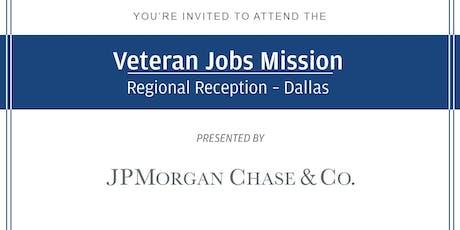VJM Regional Reception-Dallas tickets