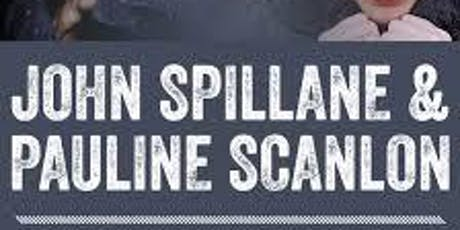 Pauline Scanlon & John Spillane tickets