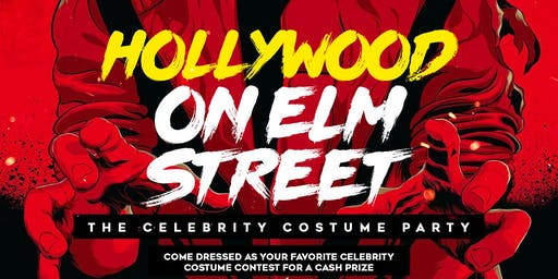 Hollywood On Elm Street // The Celebrity Costume Party