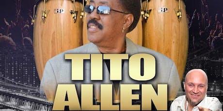 A SALSA ALL BLACK AFFAIR WITH TITO ALLEN tickets