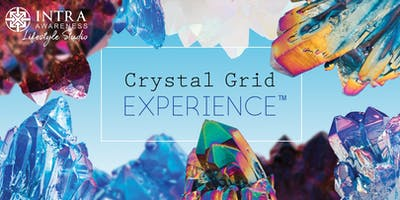 Crystal Grid Experience™ // Monthly Deepening