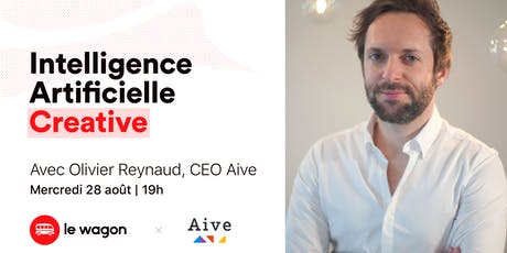Talk: Intelligence Artificielle Créative billets