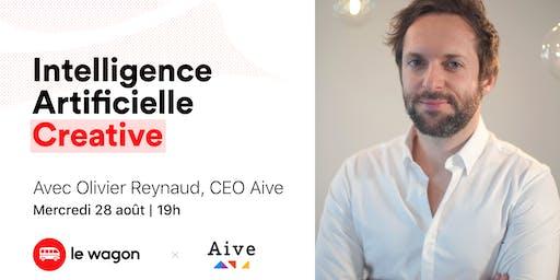 Talk: Intelligence Artificielle Créative