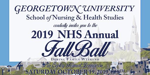 NHS Academic Council Presents: Fall Ball 2019