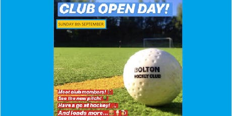 BHC Club Day tickets