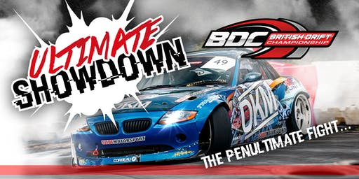BDC  Round 5 - 3 Sisters Race Circuit 20% Discount