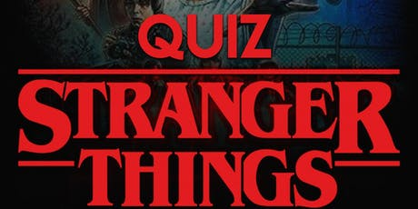 Quiz Stranger Things billets
