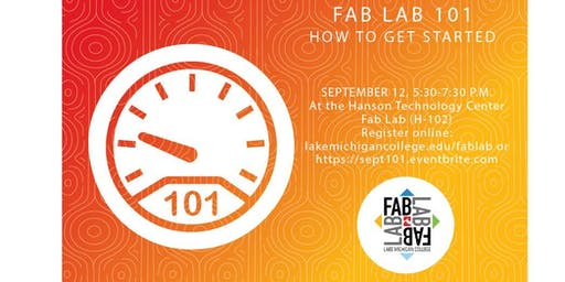 NEW Fab Lab 101 (Bootcamp)- intro laser cutting/engraving, 3D print, vinyl