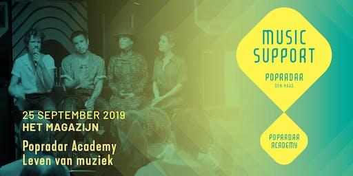 Popradar Academy | Leven van muziek