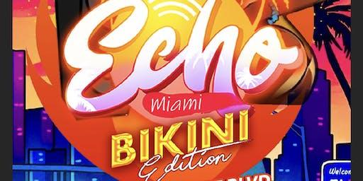 Echomiami bikini edition
