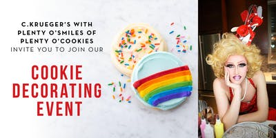 C. Krueger's & Plenty O' Smiles Cookie Decorating Event