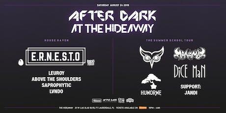 AfterDark x Mettle tickets