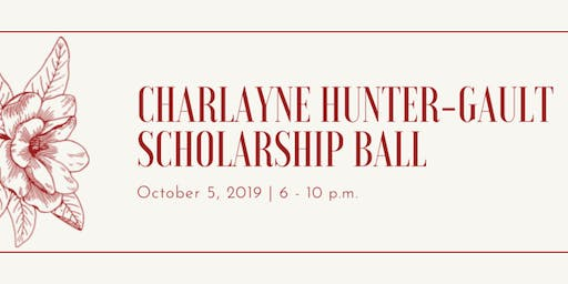 Charlayne Hunter-Gault Scholarship Ball