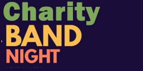 Charity Band night tickets
