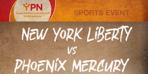 ERG Trip to  WNBA Game (New York Liberty vs. Phoenix Mercury)