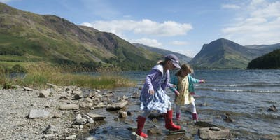 Heritage Open Day guided Riverlands walk at Crummock Water